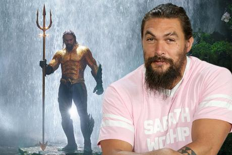 """Hardest Thing I Ever Did In My Life..."" -  Jason Mamoa says!"